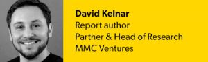 David Kelnar - Report author
